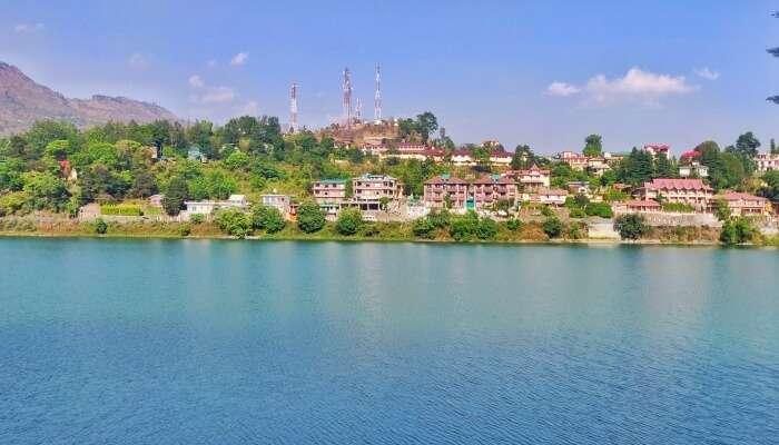 Bhimtal is the best tourist place