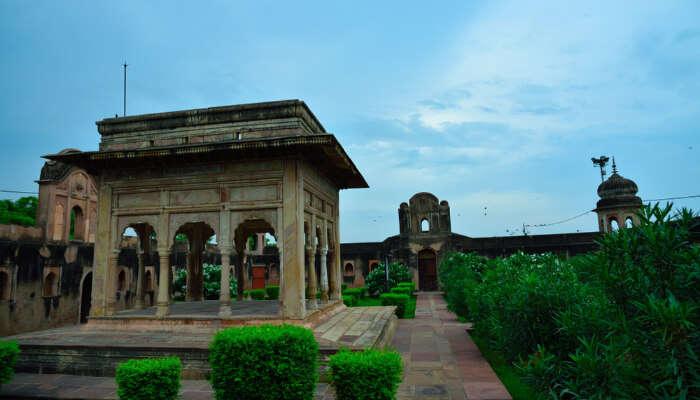 Cenotaph Of Raja Gangadhar Rao