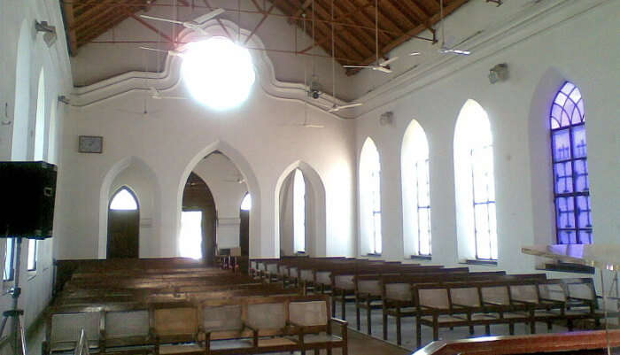 Centenary Methodist Church in Hyderabad