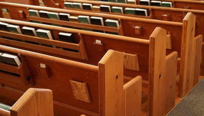 church follows the beliefs and the worship
