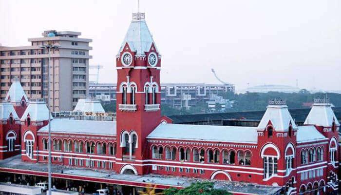 Chennai - Admire The Colonial Architecture