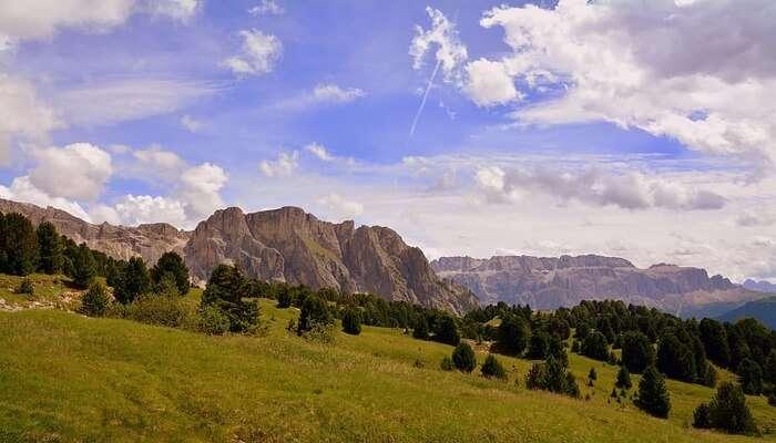 Classic Dolomites