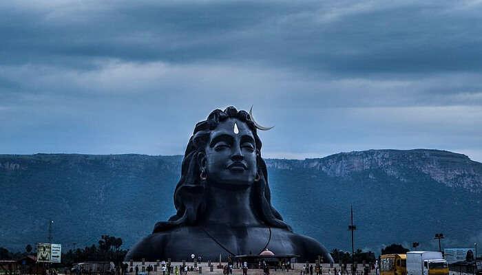 shiva;s statue