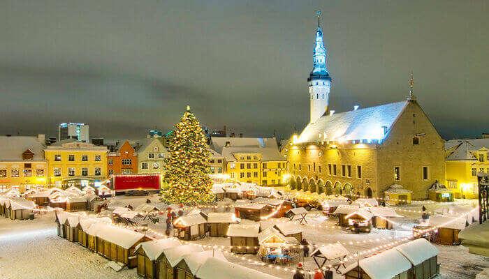 Estonia, Lithuania