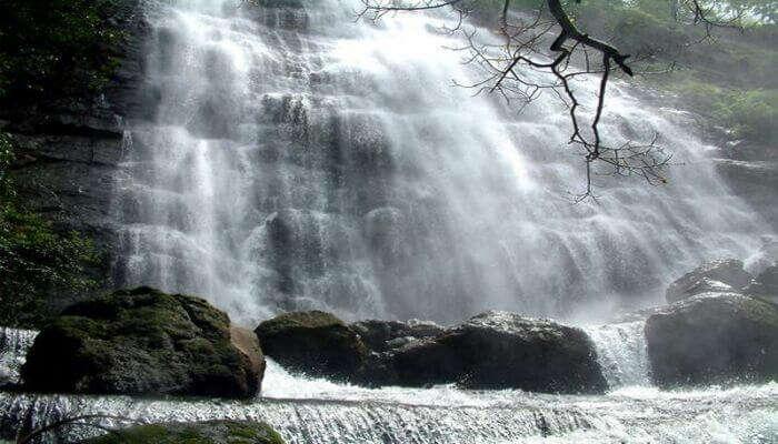Garambi Falls In Murud Janjira