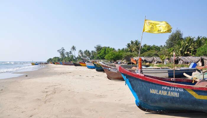 View of Goa