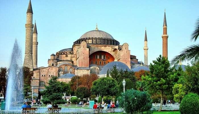Hagia-Sophia-Museum