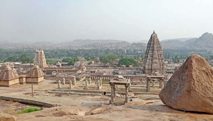 hampi is the best place for amazing trip