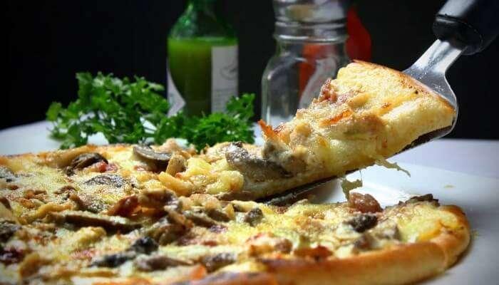 this Restaurants In Tirupati  offers tasty Italian,