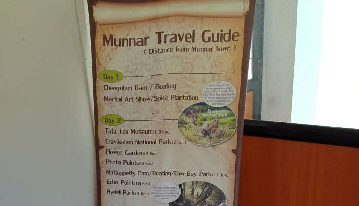 Munnar travel guide for tourist