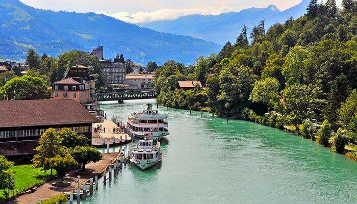 Interlaken City