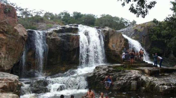 Kaigal Falls in Vijayawada