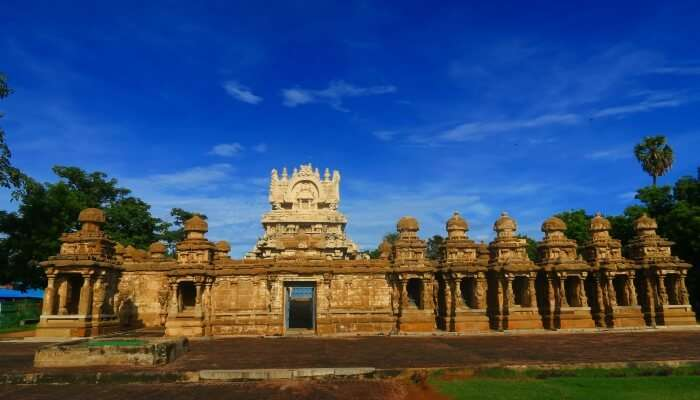 kanchipuram is the best place