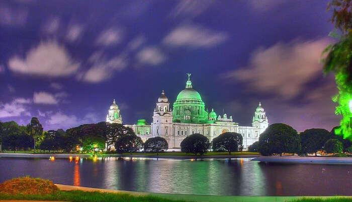 Lightning in Kolkata