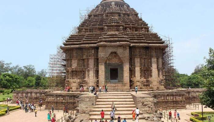 konark is the best place for visit