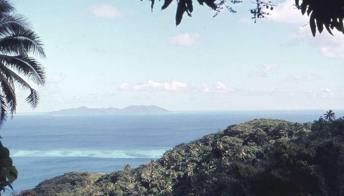 Koro Levu Island