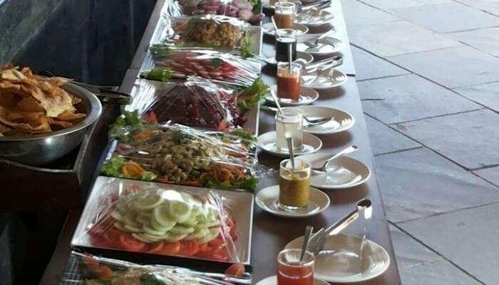 most famous restaurants in Rishikesh