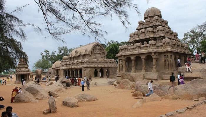 Take A Temple Tour