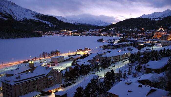 St. Moritz Private