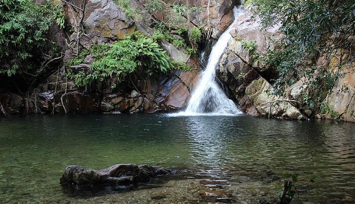 Nagalapuram Falls in Vijayawada