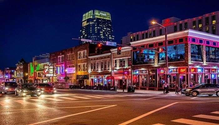 Nashville Walking Tour