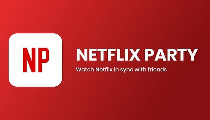Netflix Party App