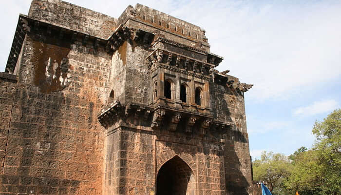 Panhala Fort View