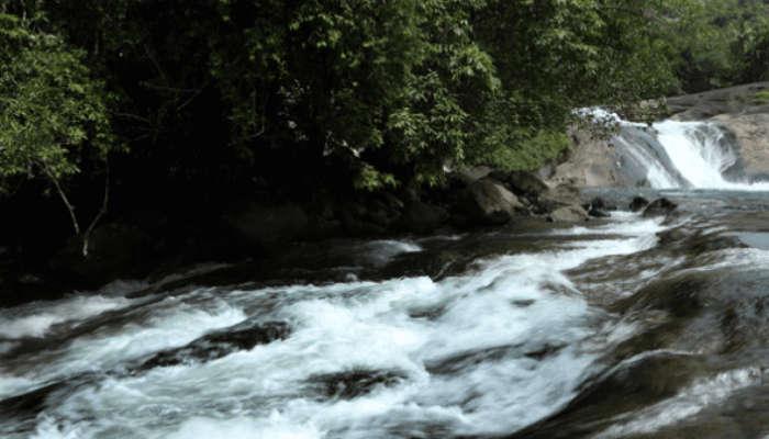 Pathar Waterfall in Malappuram