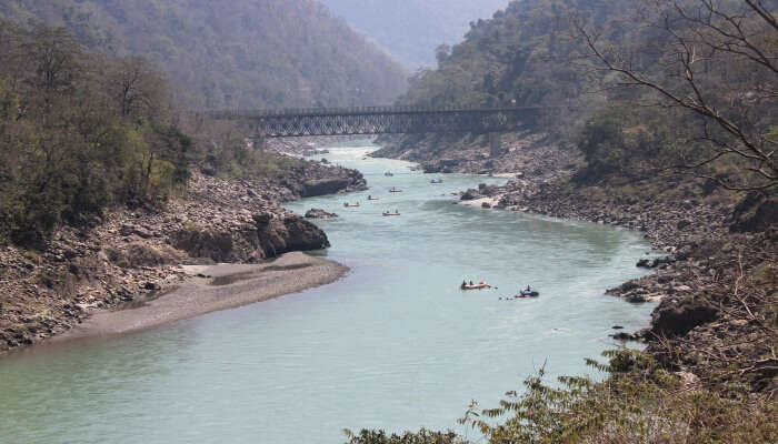 this is the best place for go also for river rafting