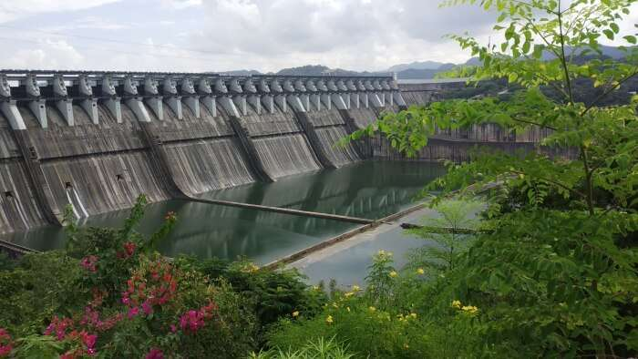 dam in Gujarat