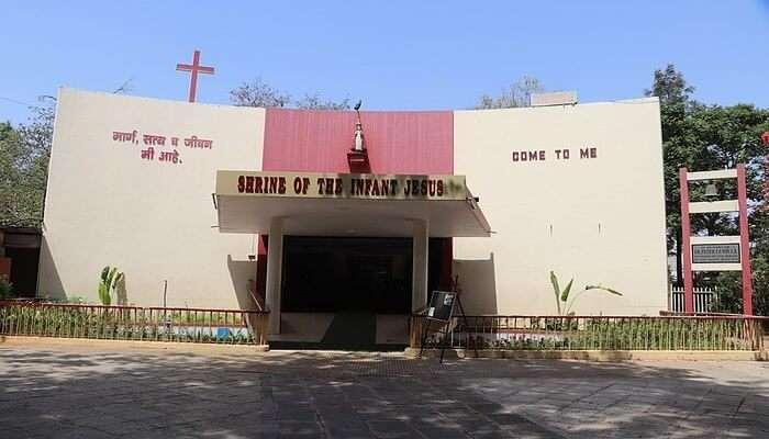 Shrine Of Infant Jesus