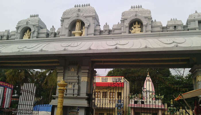Srikalahasti - Less-Heard Beautiful Place