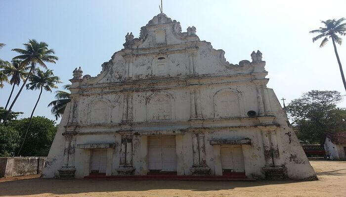 famous church in Kerala