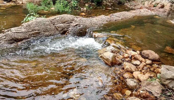 Tada Falls in Vijayawada