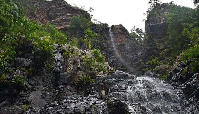 Talakona Falls in Vijayawada