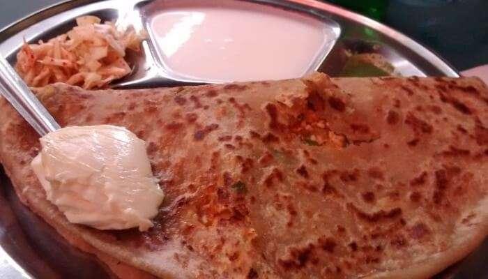 best restaurants in Kodaikanal for vegetarians