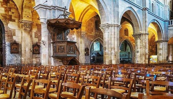 The Belgaum Church