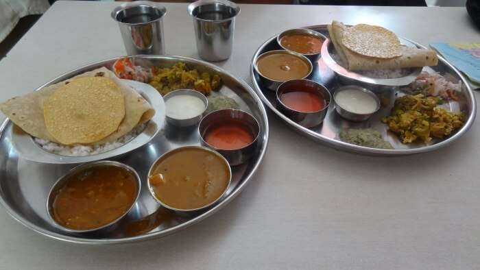 north indian platter
