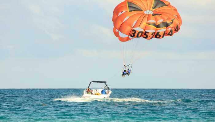 Tips For Parasailing In Pattaya