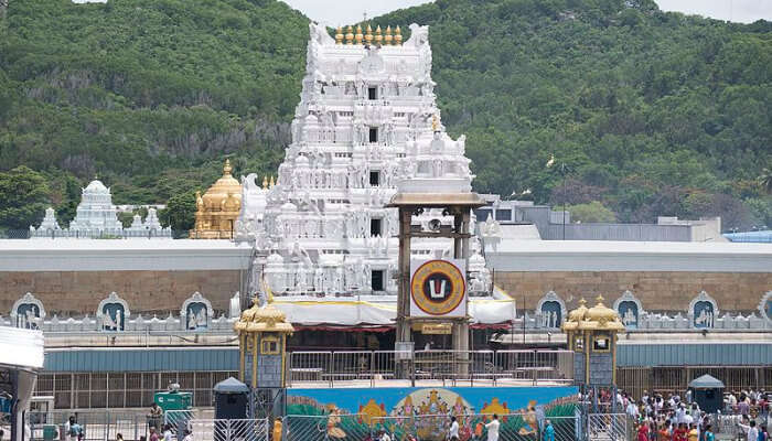 Tirupati - Famous For Its Balaji Temple