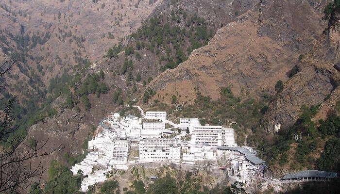 Vaishno Devi temple jammu