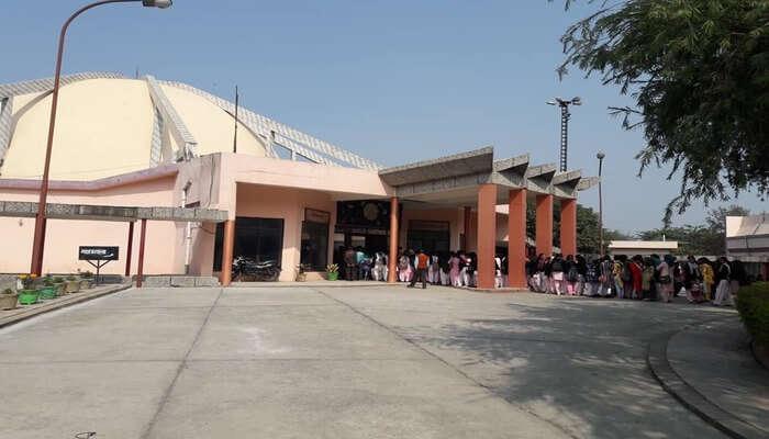 Vir Bahadur Singh Planetarium