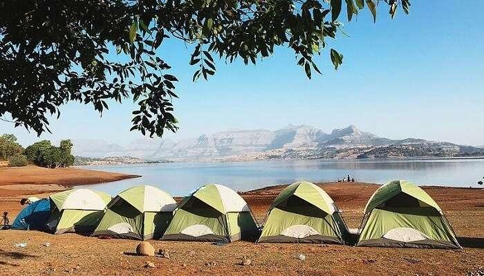camping in igatpuri