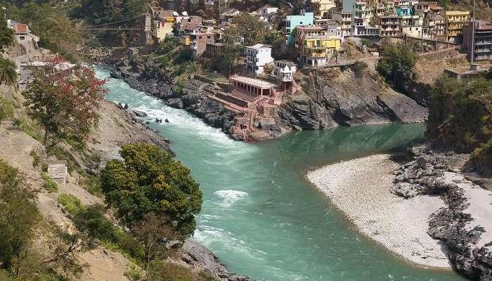 devprayag in uttarakhand river