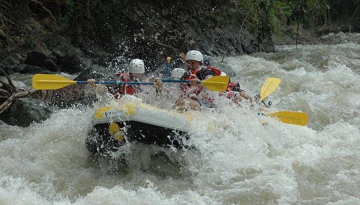 river rafting in Ranikhet