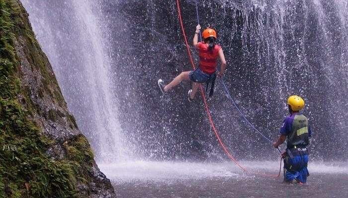Bekare Falls