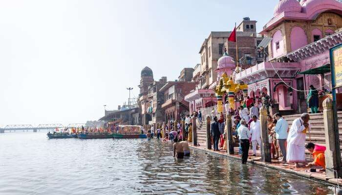 Best Time To Visit Mathura