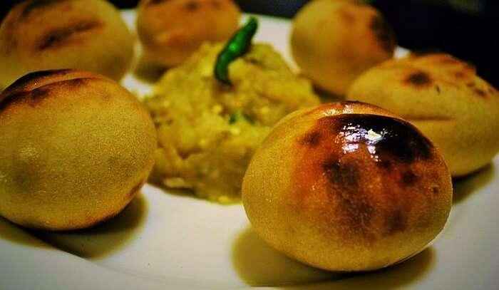 famous street food of bihar