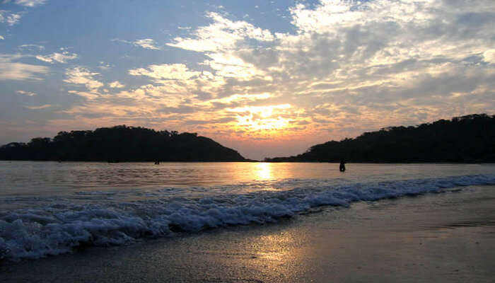 Butterfly Beach, Goa