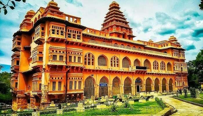 Chandragiri Palace & Fort